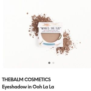☆☆☆ 5 for $20! What's the tea ooh la la eyeshadow